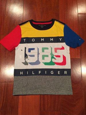 Tommy Hilfiger 男童短T 尺寸7歲