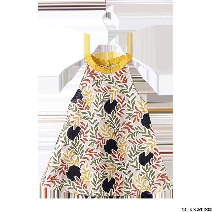 米羅SHOP 女童夏裝2020潮新款洋氣裙子女寶寶連衣裙小童公主裙韓嬰兒夏季衣服ML686