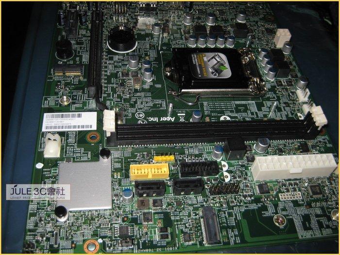 JULE 3C會社-宏碁Acer H170H4-AD2 TC710/DDR4/商務機/MATX/1151 主機板