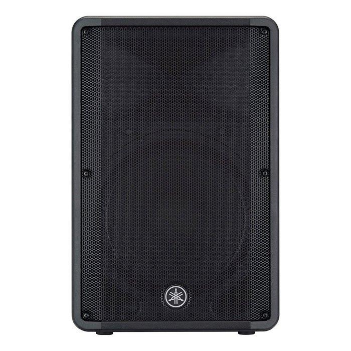 【六絃樂器】全新 Yamaha DBR15 二音路主動式喇叭 / 舞台音響設備 專業PA器材