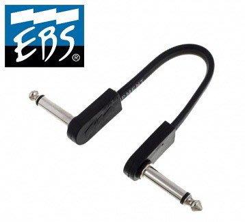 ☆ 唐尼樂器︵☆瑞典 EBS PCF-10 低雜音系列電吉他/電貝斯/ Bass 效果器15公分短導線