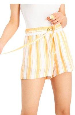Michael Kors Striped Pull-On Shorts