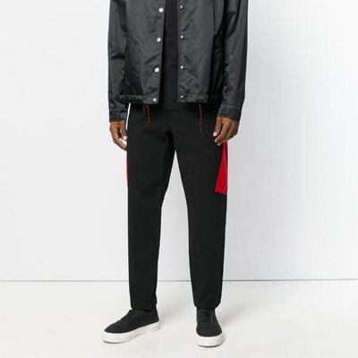 Alexander Wang panelled trousers 男拼接長褲 限時折扣代購中
