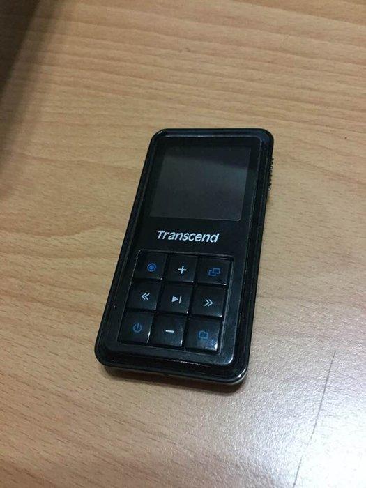☆手機寶藏點☆Transcend 創見 T.soni MP4 DENPA 錄音筆 密錄機 錄音 盒裝 郭c03