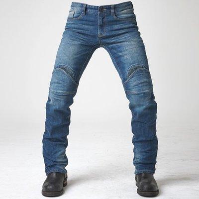 *胖輪子/大豐*uglyBROS MOTO PANTS  Shovel Blue 騎士牛仔褲