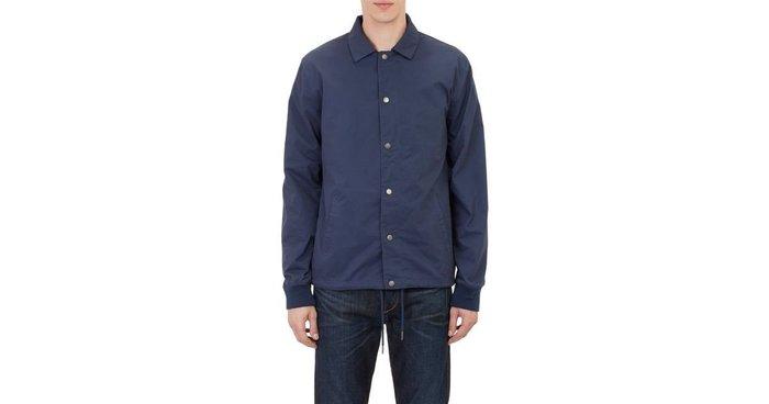 WaShiDa【116063】SATURDAYS NYC 美國品牌 COOPER JACKET 鋪面 教練外套