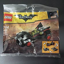 Lego 30526 The Mini Ultimate Batmobile (可與 21318 21315 71043 71044 75936  共融)