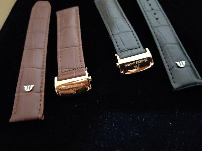 完全替代 Maurice Lacroix 艾美原廠錶帶 錶帶扣 20 / 22mm兩色