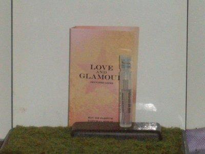@戀戀針管--Jennifer Lopez Love & Glamour 永恆焦點 1.2ml  噴式針管香水 [全新商品] 桃園市