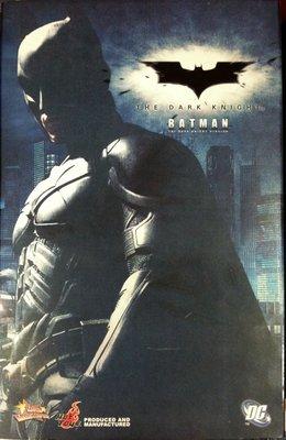 (N) 只開chk件 HOT TOYS MMS71 BATMAN 蝙蝠俠 THE DARK KNIGHT 黑夜之神
