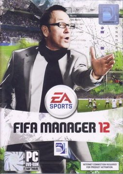 [哈GAME族] PC GAME EA FIFA 足球經理12 FIFA MANAGER 12 英文版 國際足盟大賽12