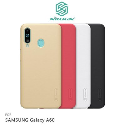 *phone寶*NILLKIN SAMSUNG Galaxy A60 超級護盾保護殼 硬殼 手機殼 背殼 鏡頭保護