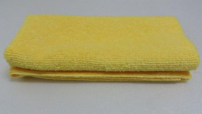 愛車美*~40X70超細纖維擦拭布 加大款 聲波切邊無縫邊纖密擦車巾 下蠟布 吸水布 收水布 超水準超值高CP值 無棉絮