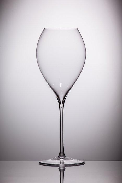 ☆波西米亞人☆法國Lehmann手工球體系列 Jamesse 無鉛水晶香檳杯450ml(一只)