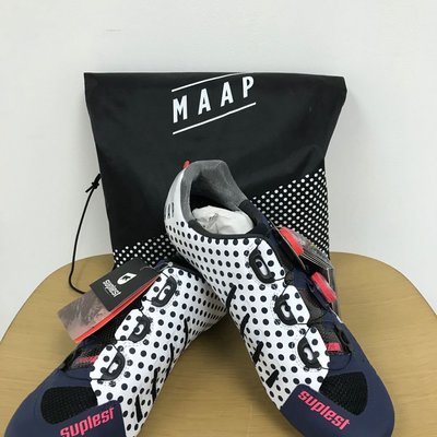 Suplest Edge3 Pro MAAP Edition Road Cycling Shoes 單車鞋