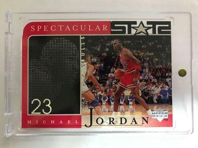 🐐1998-99 Upper Deck Spectacular Stats #28 Michael Jordan