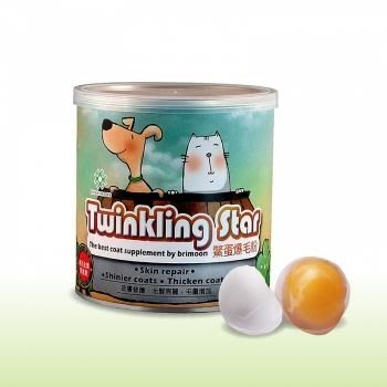 *☆╮艾咪寵物精品╭☆*台灣 Twinkling Star 鱉蛋爆毛粉 200g