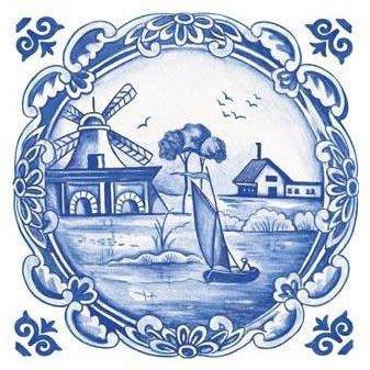 小妮子的家@手繪水移畫/古典玫瑰家具轉印貼紙65-81