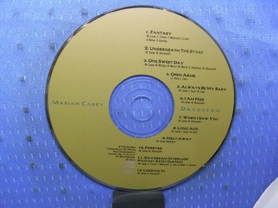 [無殼光碟]JI  Mariah Carey  Daydream