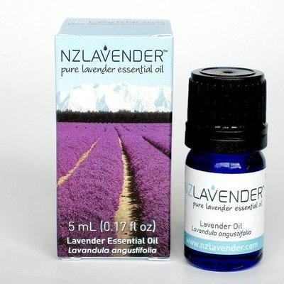 NZLavender™紐西蘭真正薰衣草純精油 (pure lavender essential oil) 5ml 第一名