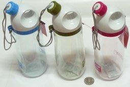 2010夏季新款水壺 水杯,優質PC 小鳥杯 450毫升,全新透明食品級PC材料,適 -20℃~120℃ 內使用。