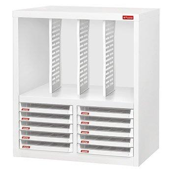 《瘋椅世界》OA辦公家具全系列 A4X-210P3V 雙排落地型 多功能效率櫃/樹德櫃/檔案櫃/收納櫃/公文櫃/資料櫃
