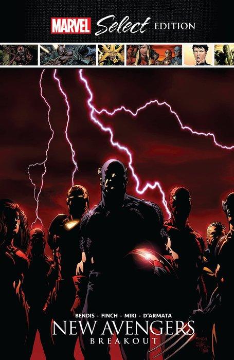 略《代訂中》[美版書籍] New Avengers: Breakout Marvel Sel 9781302919078