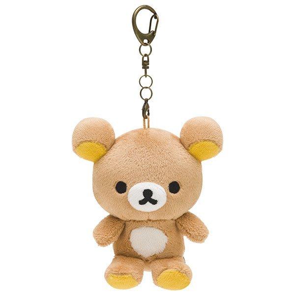 ^燕子部屋 ^ 正版San-X 【拉拉熊 /懶熊】公仔吊飾娃娃