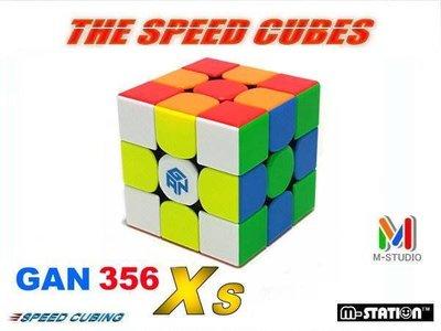 """M-STATION """"GSC.GAN-356 XS專業磁力速解3×3×3魔術方塊""""玩的極品!(送油、免運費)"""