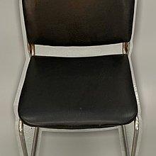 台中二手家具 大里宏品二手家具館 F112637*黑皮洽談椅* 二手各式桌椅 中古辦公家具買賣 會議桌椅 辦公桌椅