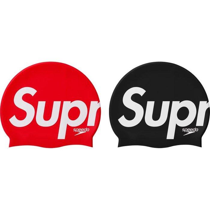 【美國鞋校】預購 SUPREME SS20 Speedo Swim Cap 泳帽