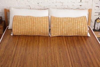 【鹿港竹蓆】11mm  碳化  竹蓆(涼蓆)  7呎  特大雙人  100%台灣製造  MIT  附收納袋