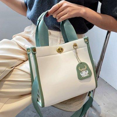 預購款-日系原宿可愛學生包女包春季新款韓版大容量手提包時尚斜挎包