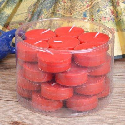 旦旦妙 紅色酥油蠟燭 油供佛燈 油長明燈酥油 佛油蠟燭 緣酥油8