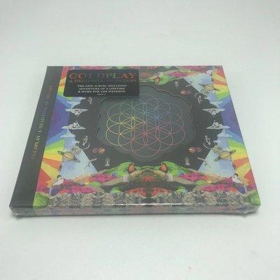 全新現貨 酷玩樂隊 Coldplay A Head Full Of Dreams CD 精美盒裝