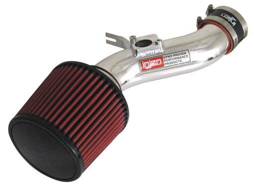 美國 INJEN 進氣 系統 短 香菇頭 Subaru Sti H4 2.5 Turbo 04-07 專用