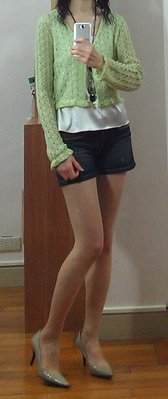 .Wanko 氣質小罩衫 size:38  made in HongKong $300含運
