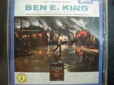 ※布箱子※二手原版CD~ BEN E.KING 【STAND BY ME】