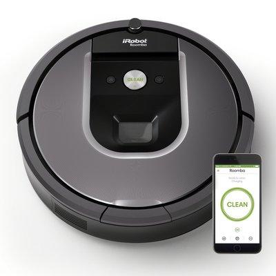 【竭力萊姆】預購 全新美國原裝 一年保 iRobot Roomba 960 WiFi 智慧掃地機器人 吸塵器 980參考