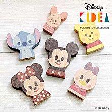 日本迪士尼 KIDEA 米奇 小熊維尼 跳跳虎 史迪奇