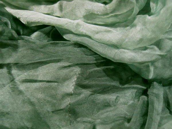 ※布箱子※印度100%純蠶絲 漸層雪紡紗(R279)