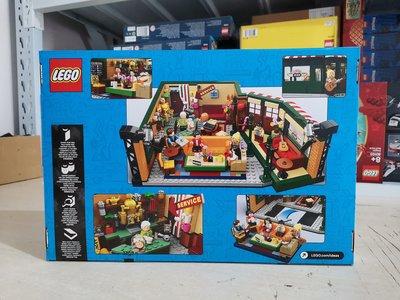 自然玩具城積木樂高正品 樂高 LEGO 21319 Ideas創意系列 老友記