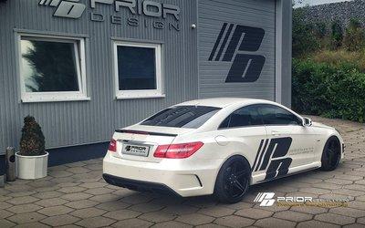 【樂駒】PRIOR DESIGN PD550 Mercedes BENZ E-Class Coupe C207 寬體