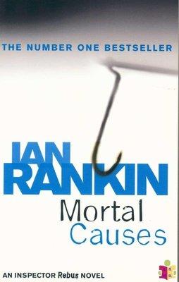 [文閲原版]英文原版 Mortal Causes 致命的原因 Ian Rankin