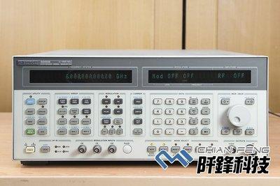 【阡鋒科技 專業二手儀器】HP 8665B 100kHz-6GHz 高性能訊號產生器