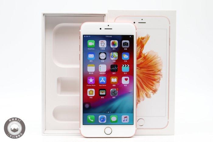 【高雄青蘋果3C】Apple iPhone 6S Plus 玫瑰金 64G 64GB 5.5吋 蘋果手機  #30960