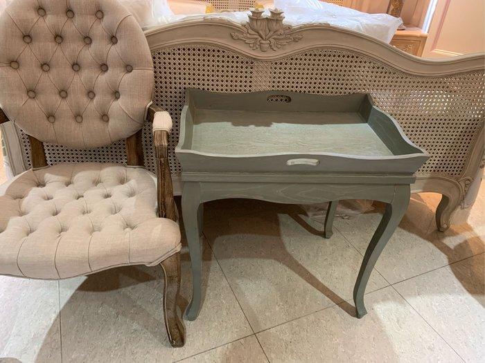 ~上福利百加家具 ~小茶几,邊桌,仿舊倫敦英式古典茶几、復古小茶几