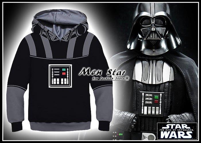 【Men Star】免運費 STAR WARS 天行者的崛起 兒童帽T 連帽T桖 星際大戰 天行者 黑武士 白兵 風暴兵