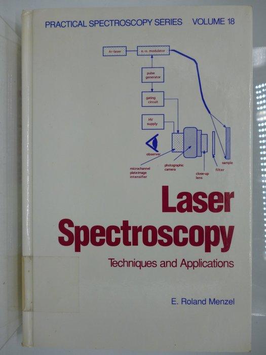 【月界】Laser Spectroscopy:Techniques and Applications〖大學理工醫〗AFC
