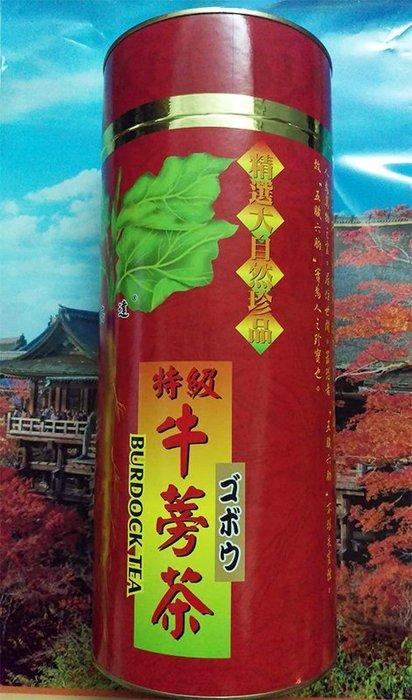 《正媽媽烘培屋》人氣 【嚴選ღ台灣特級牛蒡茶►380g】無添加 罐裝 保證公司貨